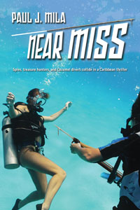 Near Miss by Paul J. Mila